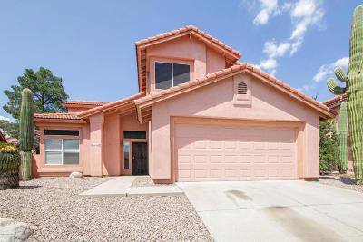 Tucson Single Family Home For Sale: 9979 N Woodstone Trail