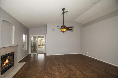 Tucson Single Family Home For Sale: 7259 W Mesquite River Drive