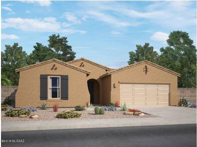 Marana Single Family Home For Sale: 12560 N Blondin Drive