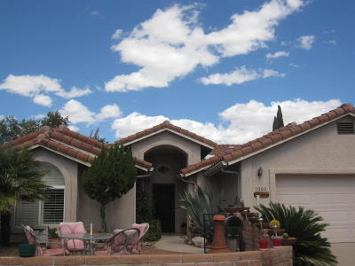Green Valley Single Family Home Active Contingent: 1060 W Rio Magdalena