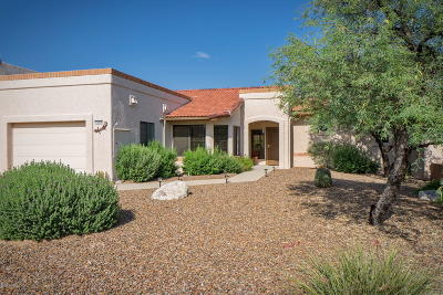 Oro Valley Townhouse For Sale: 14026 N Green Tree Drive