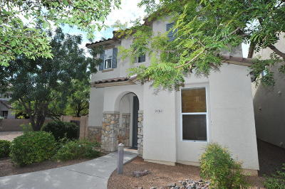 Tucson AZ Single Family Home Active Contingent: $209,000