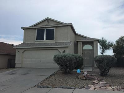 Tucson Single Family Home For Sale: 1180 N Amberbrooke Avenue