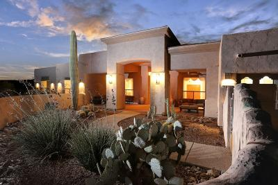 Tucson Single Family Home Active Contingent: 6075 Rough Rider Place