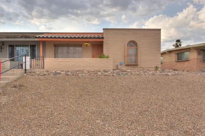 Tucson Townhouse For Sale: 1822 W Caravelle Road
