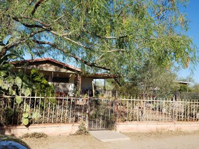 Tucson Single Family Home Active Contingent: 415 S Melwood Avenue
