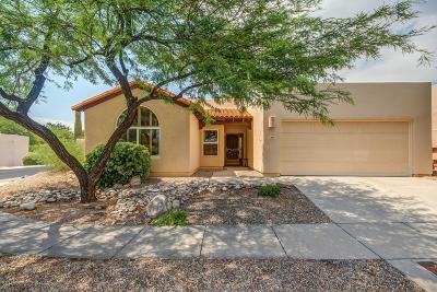 Tucson Single Family Home For Sale: 555 E Wine Plum Drive