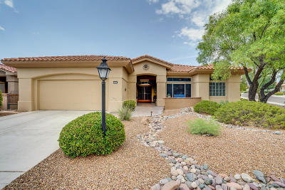 Oro Valley Single Family Home For Sale: 14623 N Desert Rock Drive