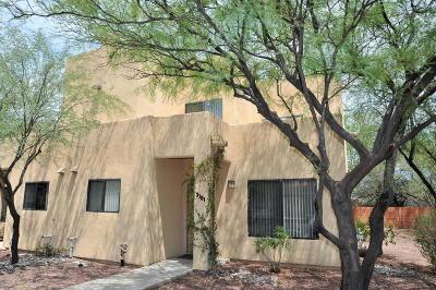 Tucson Townhouse For Sale: 3781 E Flower Street
