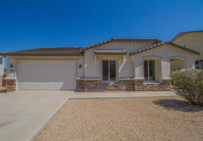Single Family Home For Sale: 8156 W Eagle Heart Court