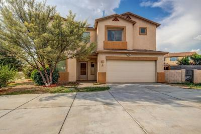 Single Family Home For Sale: 5401 S Silk Tassel Drive