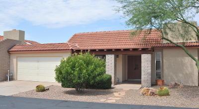 Tucson Townhouse For Sale: 5655 N Camino De Las Estrellas