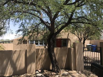 Tucson Single Family Home For Sale: 2614 N Estrella Avenue