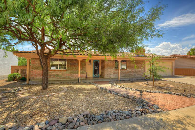 Green Valley Single Family Home Active Contingent: 1302 N Paseo Del Cervato