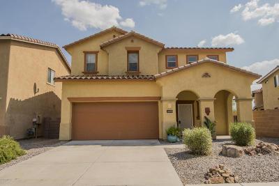 Tucson Single Family Home Active Contingent: 1679 W Blue Horizon Street