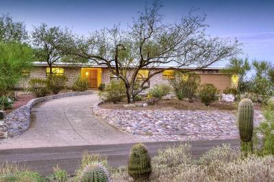 Tucson Single Family Home For Sale: 6616 N Donna Beatrix Circle