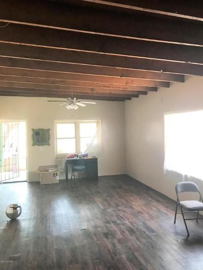 Tucson Single Family Home For Sale: 510 W 17th Street