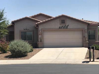 Marana Single Family Home Active Contingent: 11700 W Fordson Drive