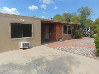Tucson AZ Single Family Home For Sale: $149,000