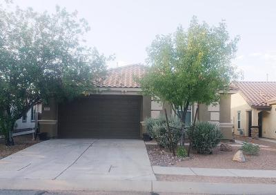 Sahuarita Single Family Home Active Contingent: 232 W Calle La Bolita