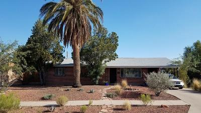 Tucson Single Family Home Active Contingent: 2250 E Water Street