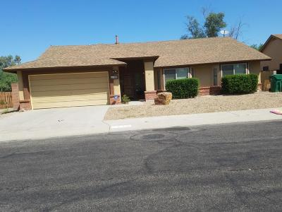 Tucson Single Family Home Active Contingent: 1608 W Oak Shadows Drive