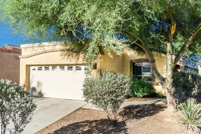 Pima County Single Family Home Active Contingent: 14467 S Camino Rio Abajo