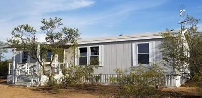 Manufactured Home Active Contingent: 1722 W Water Valley Way