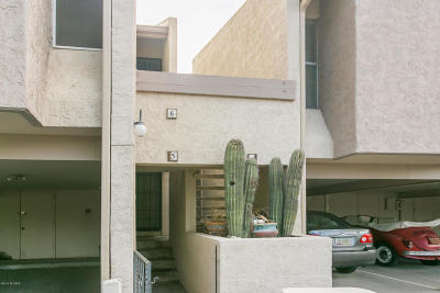 Tucson Condo For Sale: 3750 N Country Club Road #6