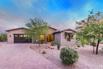 Marana Single Family Home Active Contingent: 4065 W Tin Cart Trail