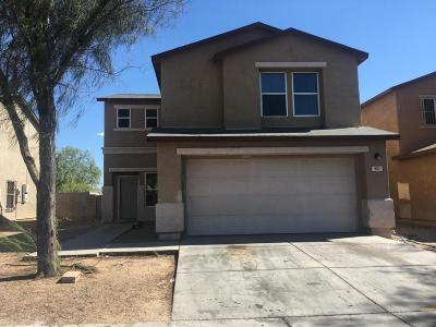Tucson Single Family Home For Sale: 481 W Hammerhead Way
