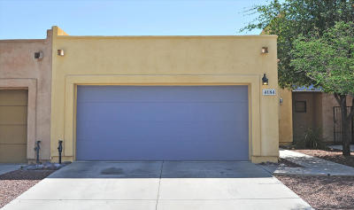 Tucson AZ Townhouse For Sale: $189,900
