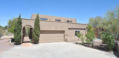 Tucson Single Family Home For Sale: 5315 N Northridge Drive
