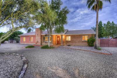 Oro Valley Single Family Home Active Contingent: 10360 N Placita Lujoso