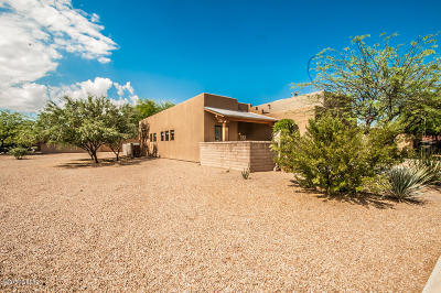 Tucson Single Family Home For Sale: 881 W Calle Carasol