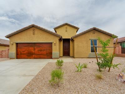 Sahuarita Single Family Home For Sale: 1275 E Stronghold Canyon Lane