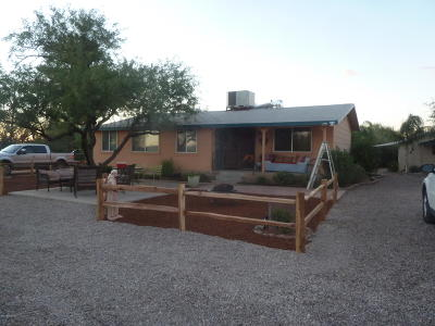 Sahuarita Single Family Home For Sale: 4451 E Dawson Road