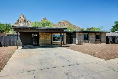 Pima County Single Family Home For Sale: 5320 S Macadam Street