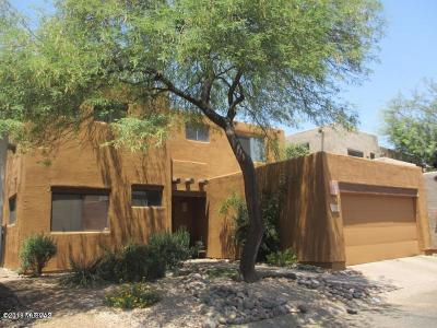Tucson Single Family Home For Sale: 4340 N Rillito Creek Place