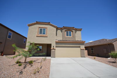 Marana Single Family Home For Sale: 9150 W Old Agave Trail