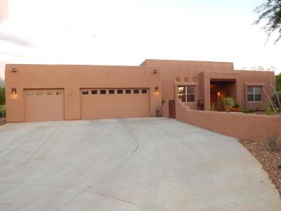 Tucson Single Family Home Active Contingent: 2967 W Encelia Court