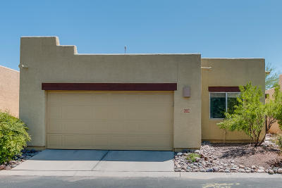 Tucson Townhouse For Sale: 4350 E Sunnybrook Lane