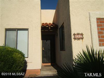Tucson Condo For Sale: 2526 N Ironwood Ridge Drive