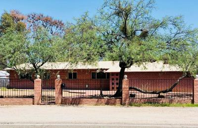 Tucson Single Family Home For Sale: 1440 W Roller Coaster Road