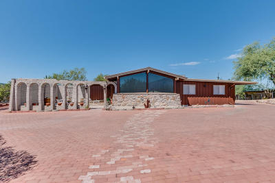 Tucson Single Family Home For Sale: 5637 N Northern Hills Drive