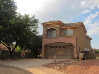 Rio Rico Single Family Home For Sale: 105 Mesa Corte