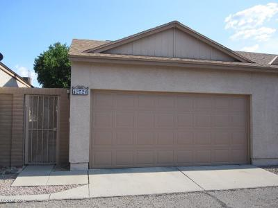 Tucson Townhouse For Sale: 2521 N Palo Dulce Drive