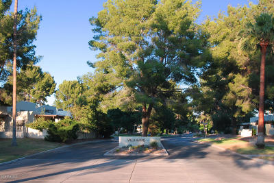 Tucson Single Family Home For Sale: 7161 E Chorro Circle