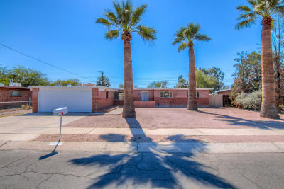 Tucson Single Family Home For Sale: 2625 N Nema Avenue