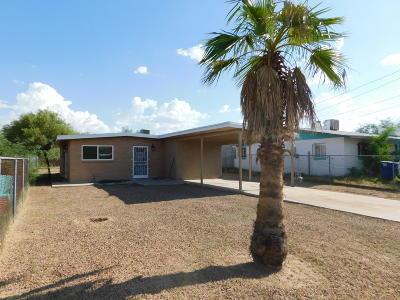 Tucson Single Family Home For Sale: 1202 E 24th Street